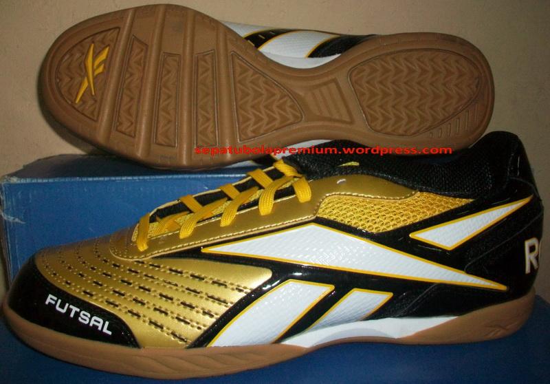 REEBOK OFFENSA FUTSAL II -Yellow/Silver/Black- | SEPATU