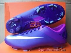 SEPATU-NIKE-MERCURIAL-VICTORY-II FG-Purple-Silver