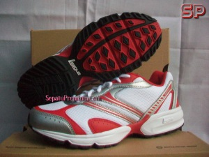 SEPATU-LEAGUE-DECRA-MEN-White-Silver-Red