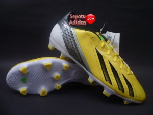 ADIDAS F10 TRX FG Yellow-Black-Green