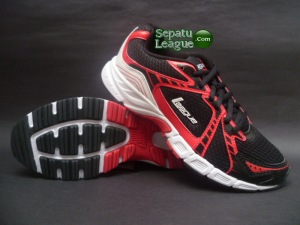 LEAGUE STINGRAY M Chinese.Red-Black-White