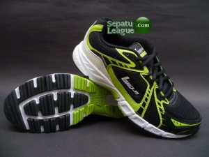 LEAGUE STINGRAY M Lime.Punch-Black-White