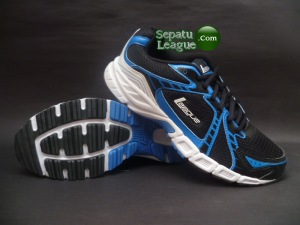 LEAGUE STINGRAY M Sky.Diver-Black-White