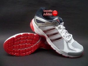 ADIDAS DURAMO 5 M White-Metallic-Red
