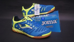 JOMA SUPER REGATE 405 ROYAL-FLUOR INDOOR-boxed