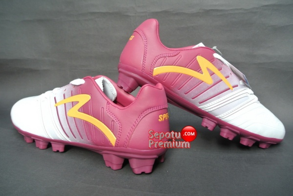 SPECS TITUS White-Purple-backheel