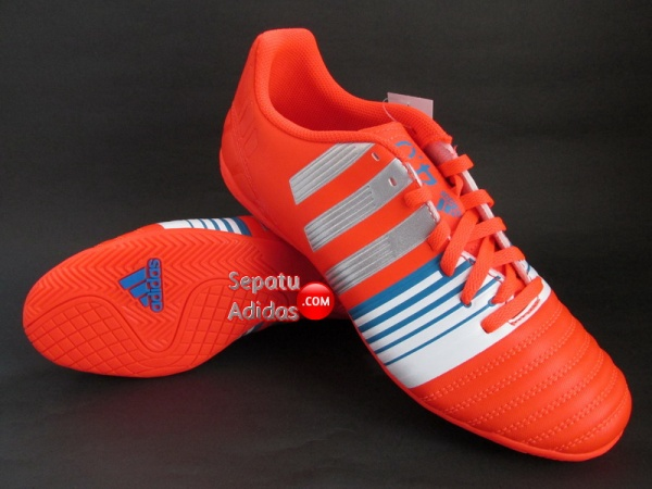 ADIDAS NITROCHARGE 4.0 IN Red-Silver-White