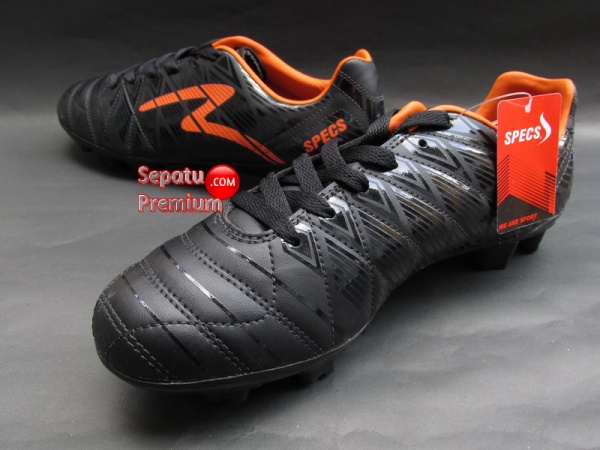 SPECS OPTIMUS BLACK-SPIRIT ORANGE 2015