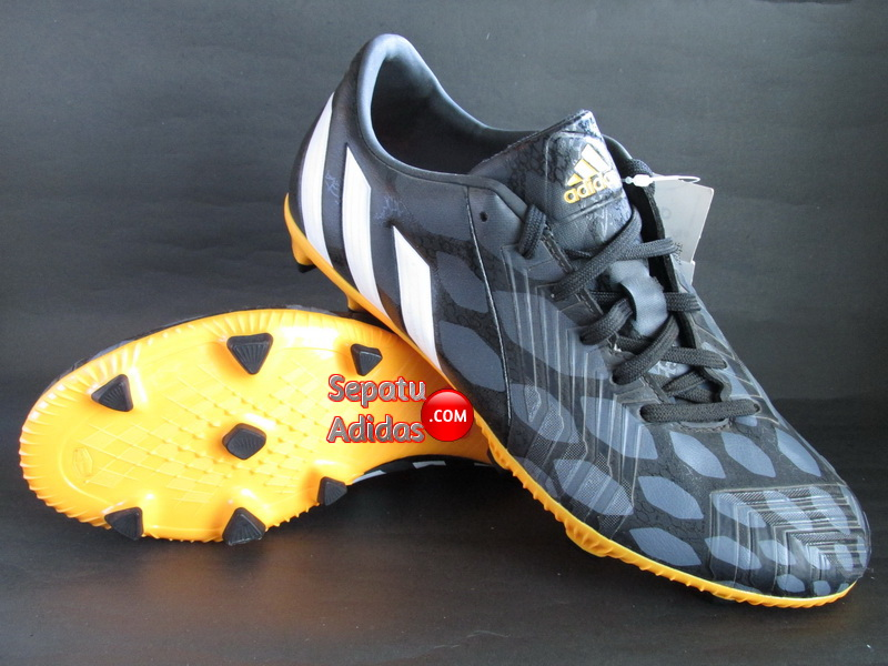 ADIDAS PREDATOR ABSOLADO INSTINCT FG Black-White-Gold