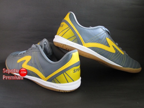 SPECS HORUS DARK.CHARCOAL-YELLOW 2015