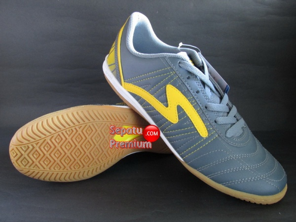 SPECS HORUS DARK.CHARCOAL-YELLOW