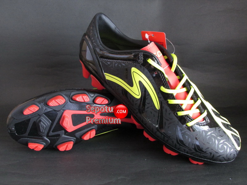 SPECS SWERVO SHARK Black/Spot.Yellow/Vision.Red | SEPATU