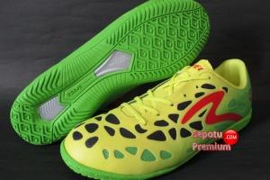 SEPATU FUTSAL SPECS CYANIDE ALIEN IN Yellow-Black-Green